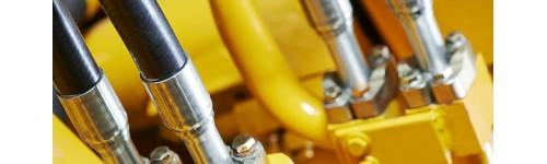 Hydraulic oil Mobil