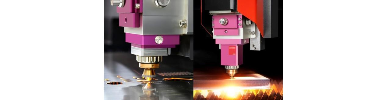 Laser cutting head consumption parts